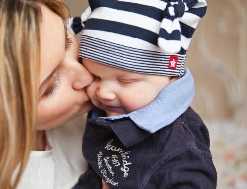 Herkenbare dingen voor een kersverse moeder