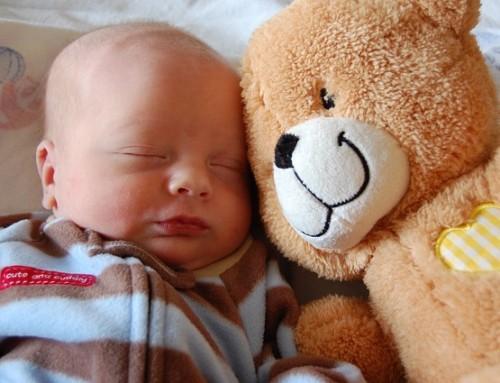Tips voor mama's met een bange peuter