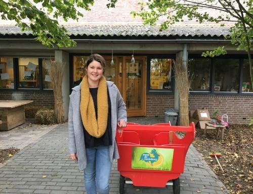 Michelle: mijn eerste maanden als leidster op de Boerderij