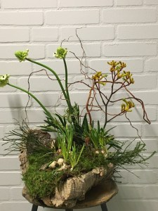 bloemstuk eyghenhandig