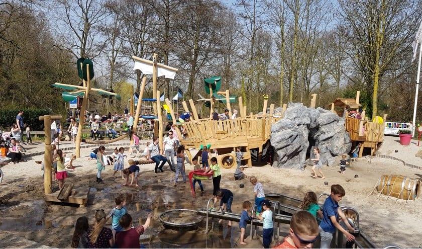 speeltuin 't Kwekkeltje in Rosmalen