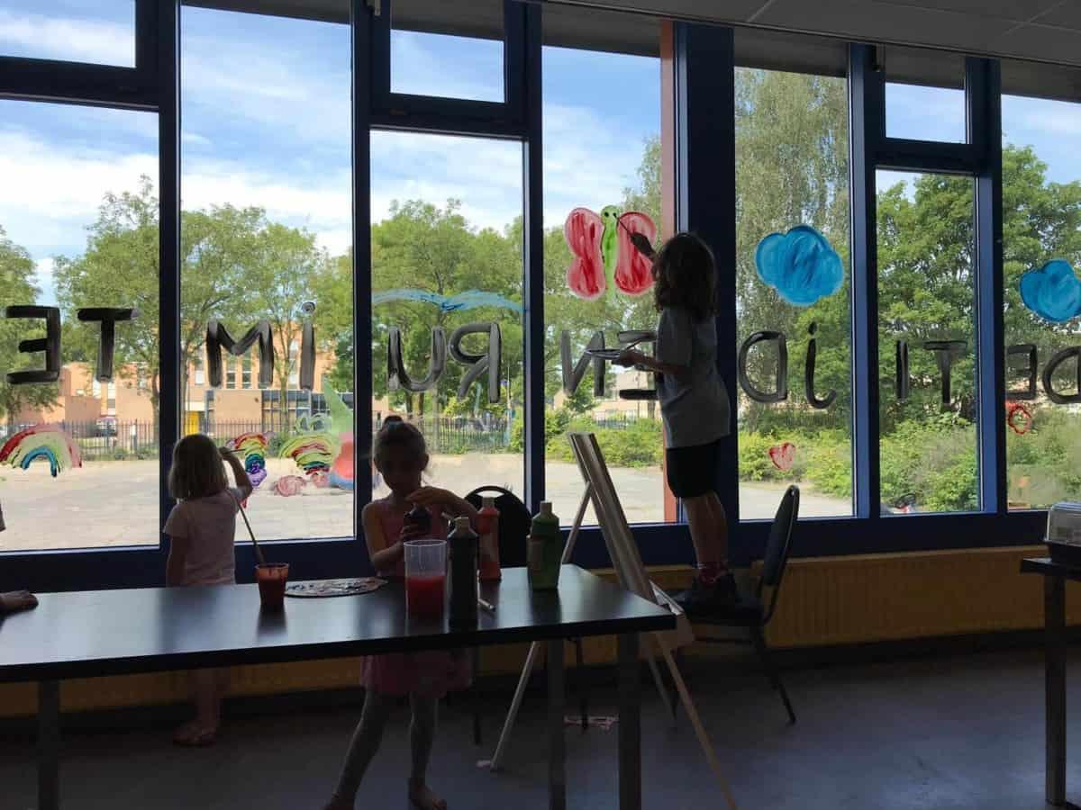 Basisschool de tijd en ruimte